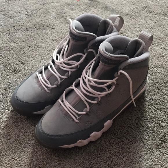 best website bf613 2bfd0 Retro Jordan cool gray 9's